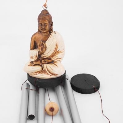 Carillon Bouddha zen 66 cm