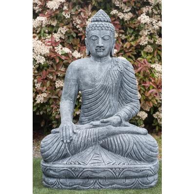 Statue Bouddha Bhûmisparsha-mudra 150 cm