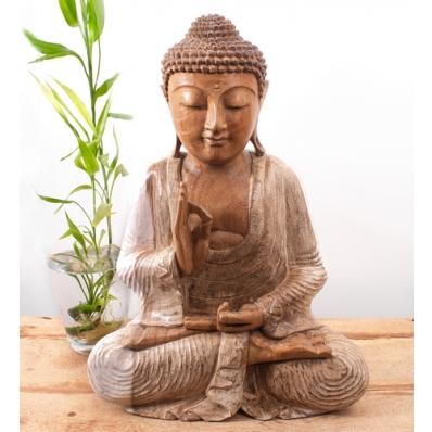 Statue Bouddha suar