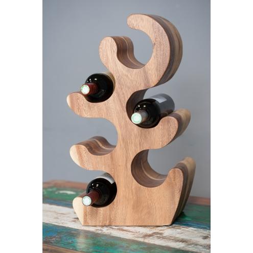 shopping d co porte bouteilles en suar sur containers du. Black Bedroom Furniture Sets. Home Design Ideas