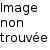 Chaise en métal et microfibre vintage