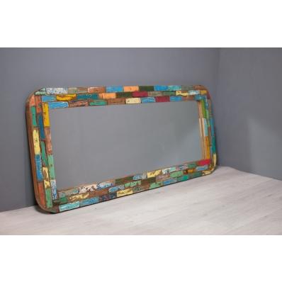 D coration et accessoires containers du monde for Miroir 80x100