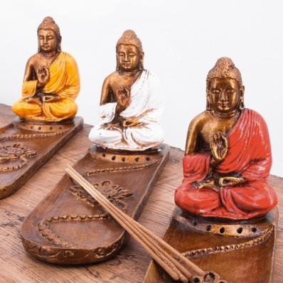 Porte encens Bouddha