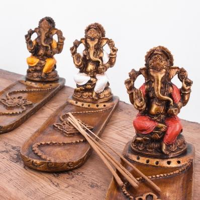 Porte encens Ganesh