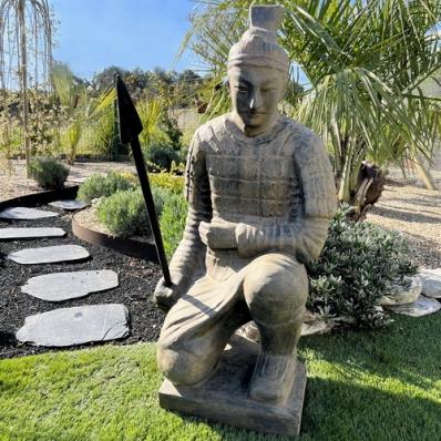 Statue Guerrier de Xian 100 cm