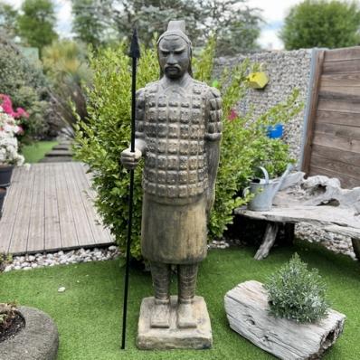 Statue Guerrier de Xian 190 cm