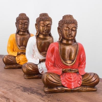 Statuette Bouddha en méditation