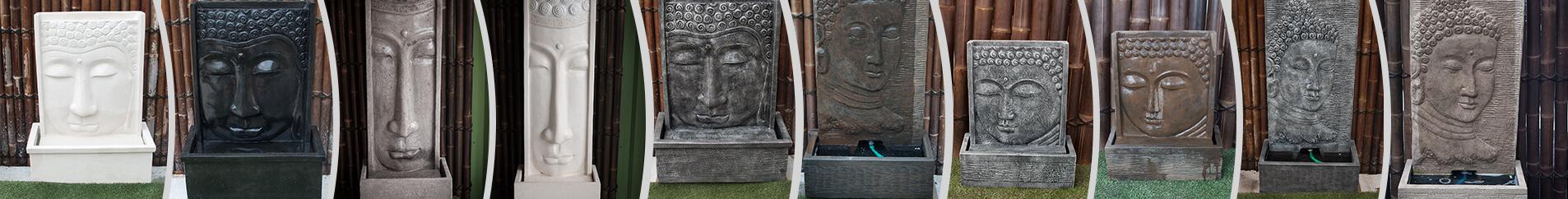 achetez des fontaines mini prix sur containers du monde. Black Bedroom Furniture Sets. Home Design Ideas